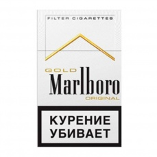 Сигареты Marlboro - gold original