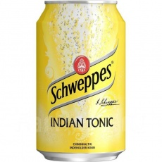 Тоник Schweppes - Indian ж/б 0,330 л Казахстан